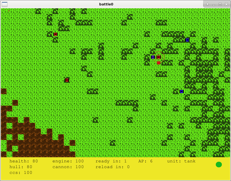 Battle0 Screenshot 2