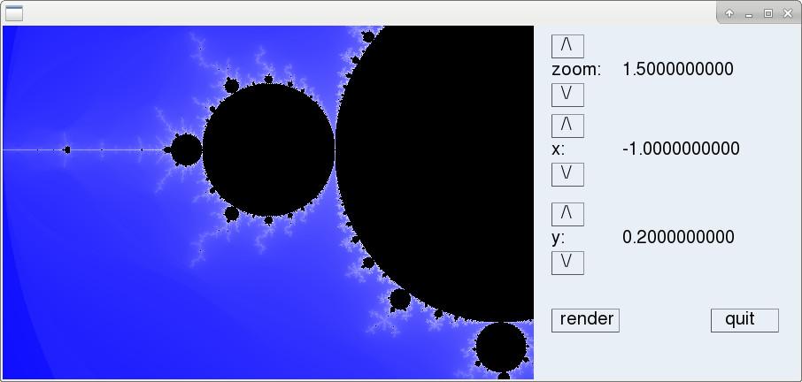 NanoVM Fraktal