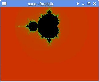 Nano VM tic tac toe Screenshot