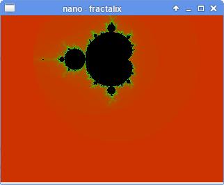 Nano VM tic tac toe Screenshot