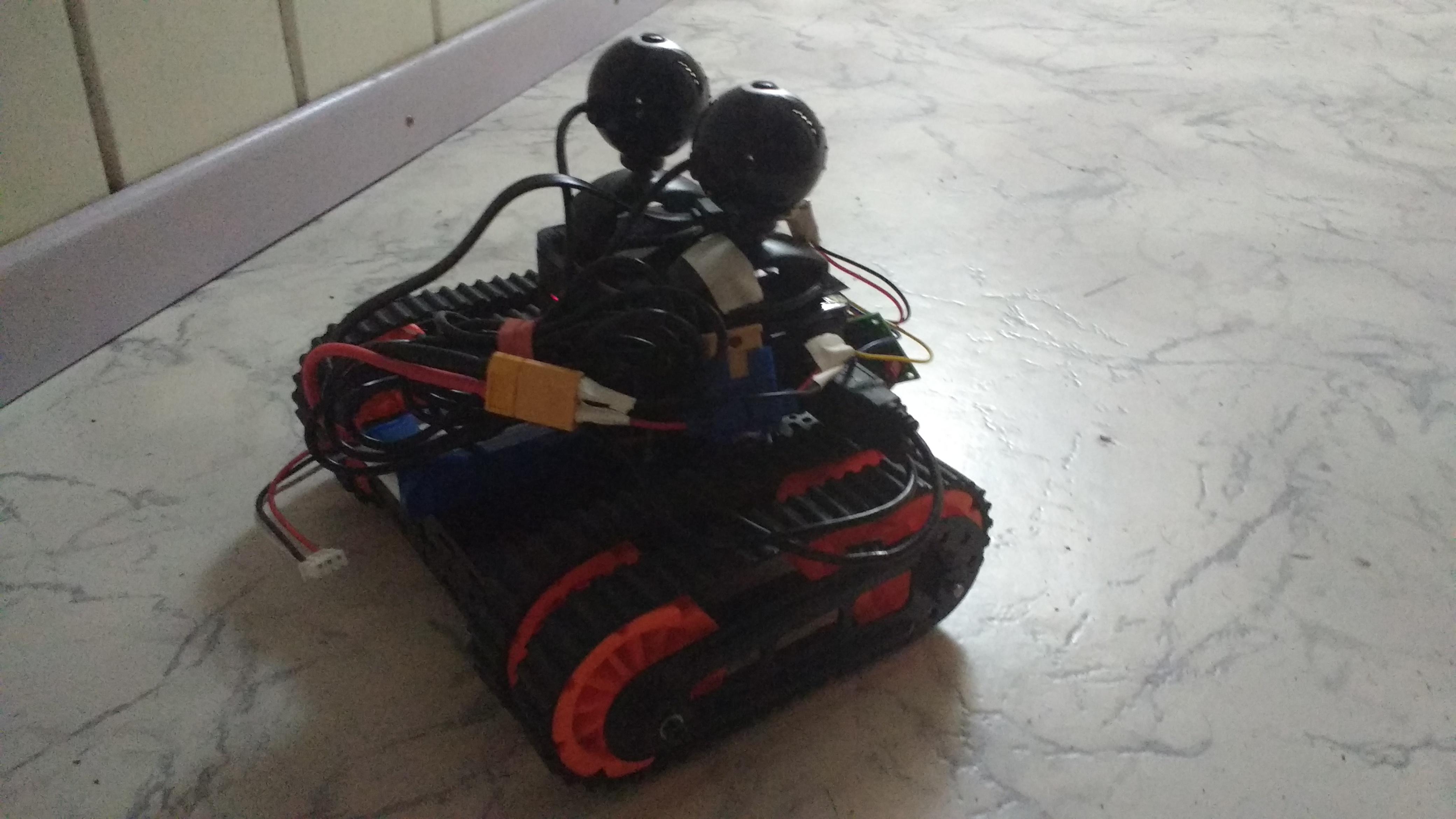 Roboter Seite